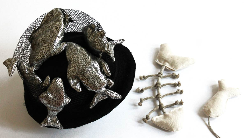 Vom Hat Design zum Cat Toy Design ...